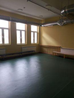 Физкултурен салон - ДГ Слънце - Дупница